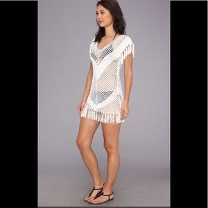 Melissa odabash riri Dress Cover-up